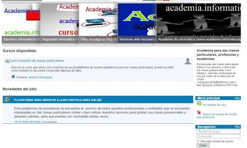 Academia de informática online