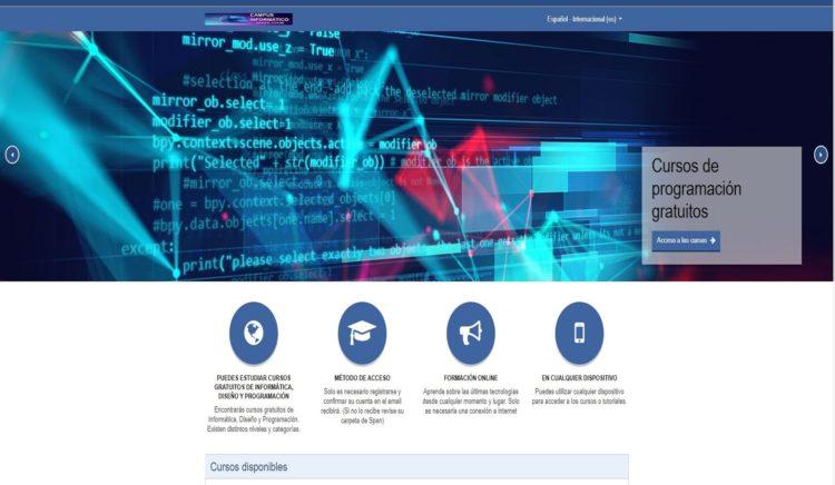 Campus informático online